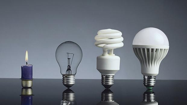 First Light Bulb