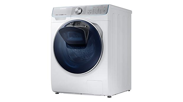 technology that cuts laundry time in half