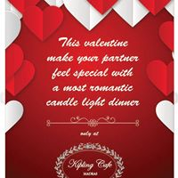 Valentines Day At Kipling Cafe Chennai