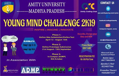 young minds challenge