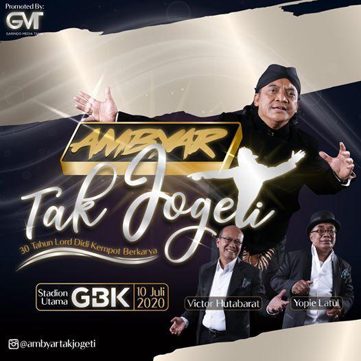 Ambyar Tak Jogeti At Gelora Bung Karno Senayan Jakarta Jakarta