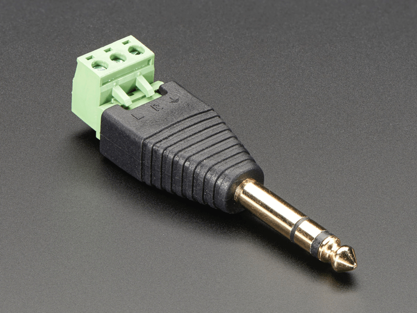 Tip And Ring Connector