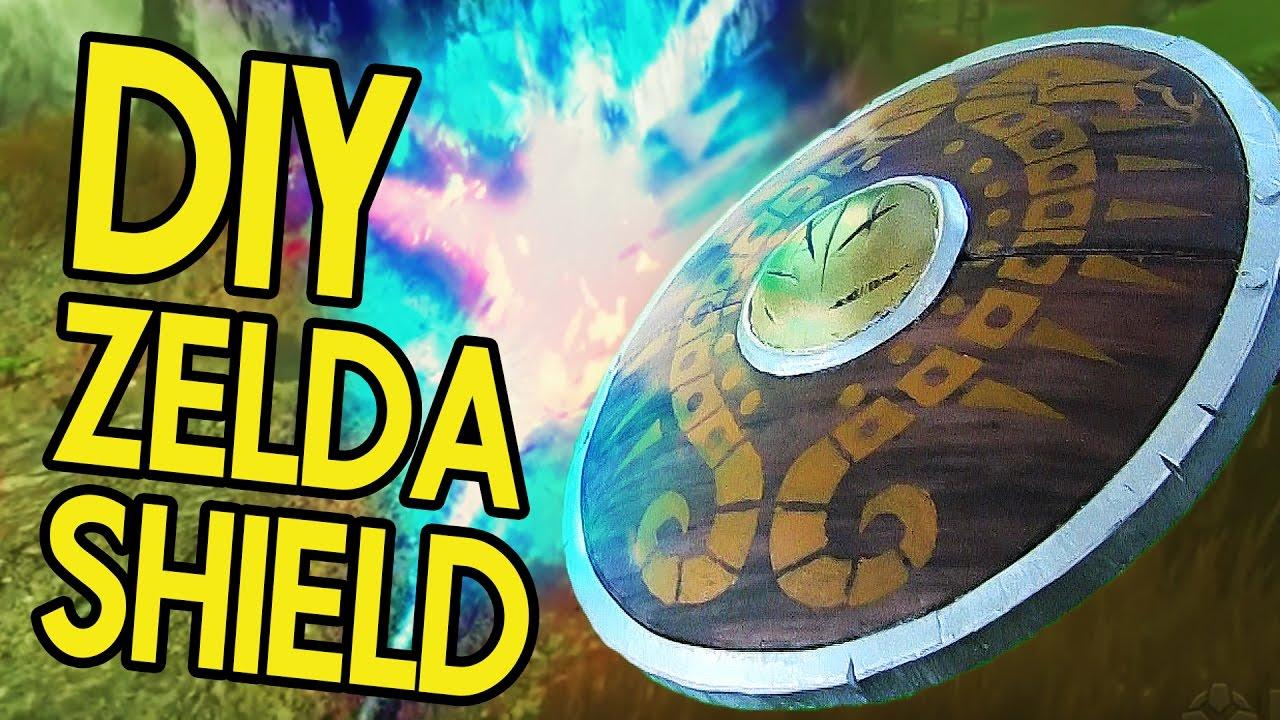 Zelda Breath Of The Wild Traveler S Shield How To