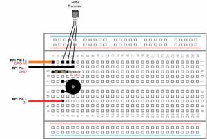 Raspberry Pi Beginners Tutorial: Using a Passive Buzzer