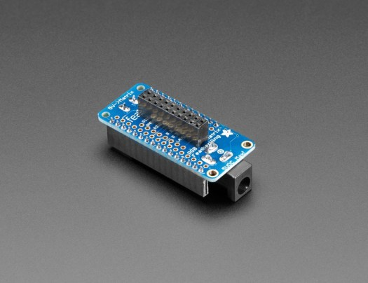 NEW PRODUCT – Adafruit RGB Matrix Featherwing Kit for M0 and M4
