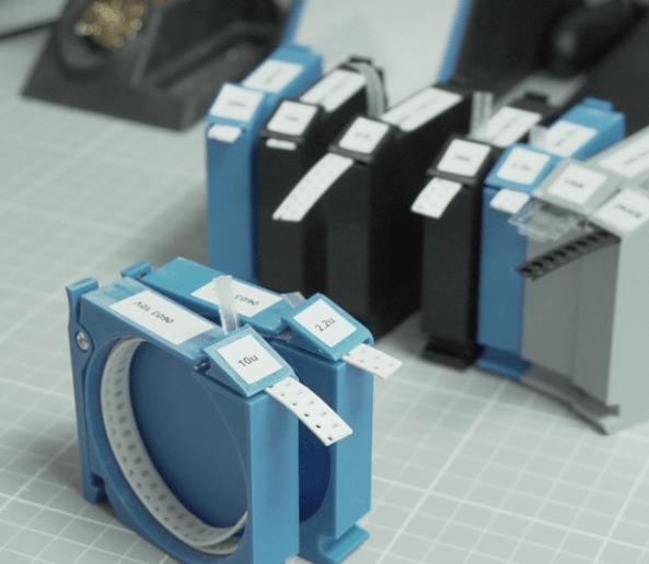 SMD Component Magazines by robin7331 Thingiverse