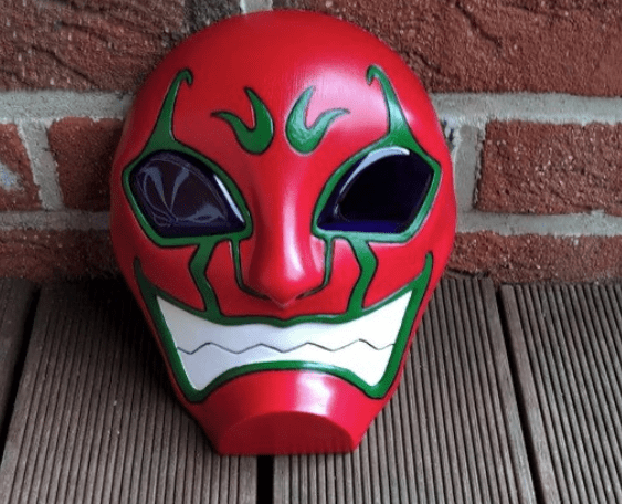Overlord Mask of Envy by Stonemasks Thingiverse