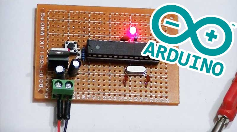 Cómo fabricar tu propio Arduino casero en una PCB