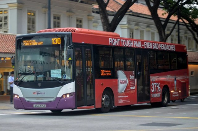 SBS Transit Bus 130