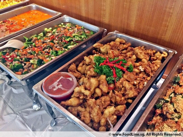 Liang Food catering