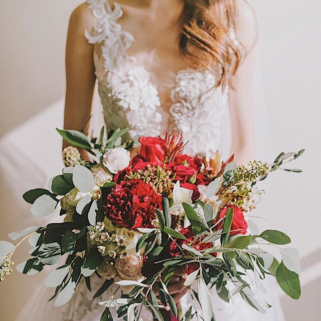 The Flower Library Wedding Florist