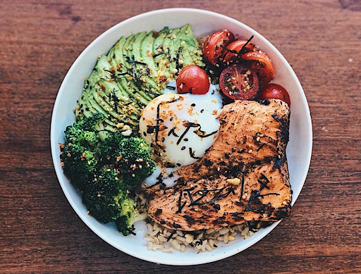 Grain Bowls from Harvest