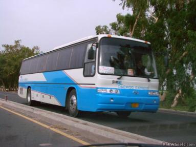 Image result for daewoo pakistan bad bus