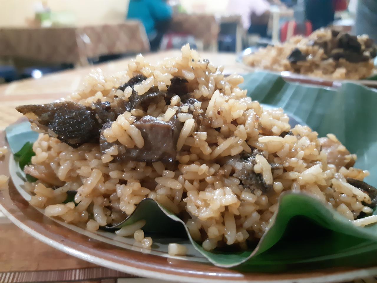 Menikmati Kuliner Lezat Khas Semarang Nasi Goreng Babat