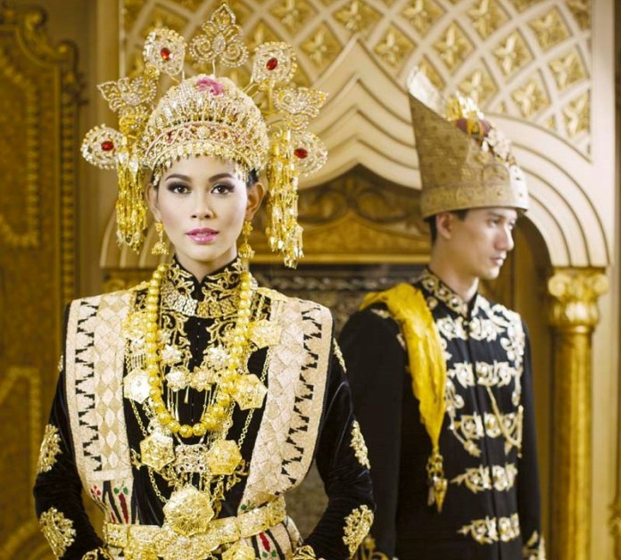 7 Types Of Female Traditional Headdresses In Indonesia