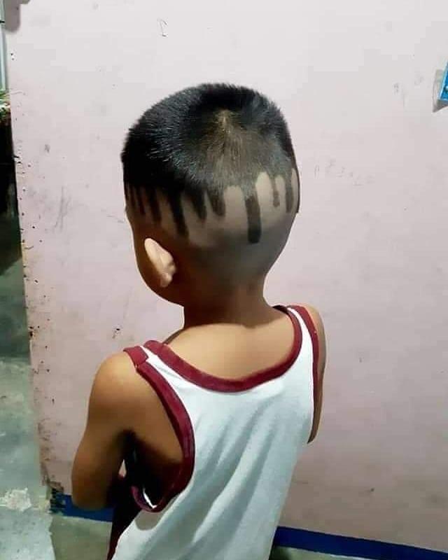 momen lucu potong rambut © 2020 1cak.com