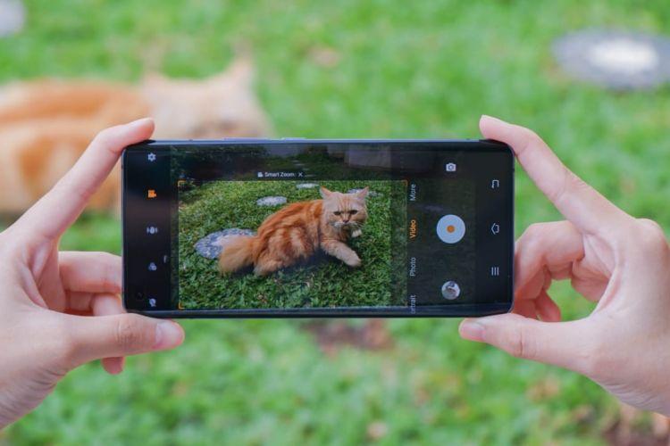 5 Cara Merekam Video Kreatif Dgn Smartphone