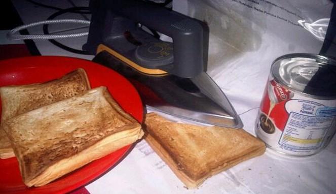 makan roti kocak © Berbagai Sumber
