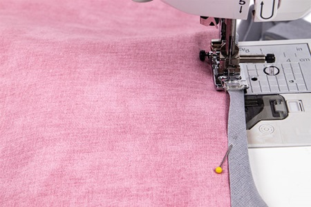 idee couture tapis pour machine a