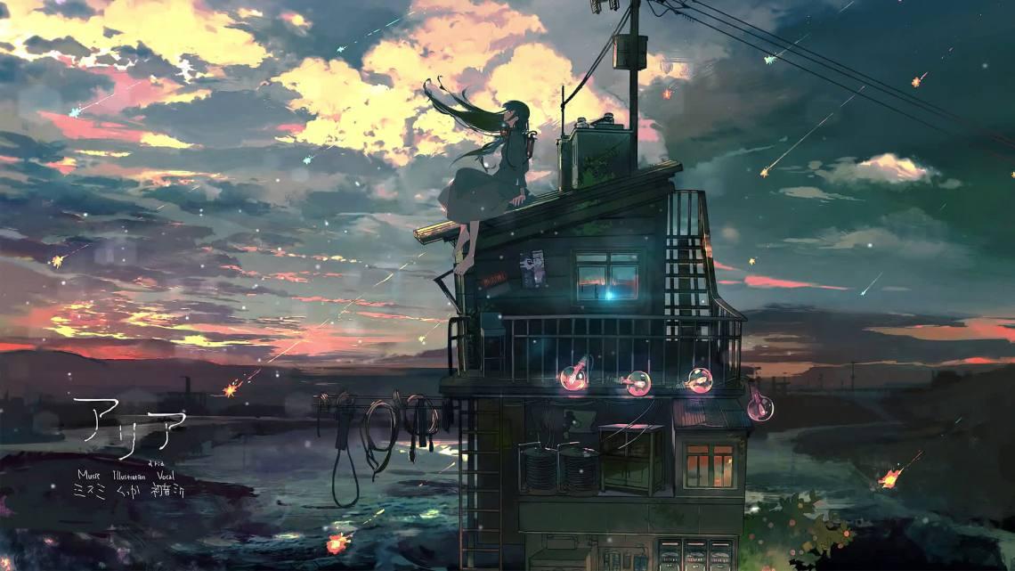 Anime Live Wallpaper Desktophut Com