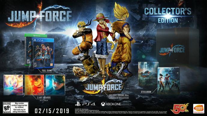 Image result for Jump Force wallpaper