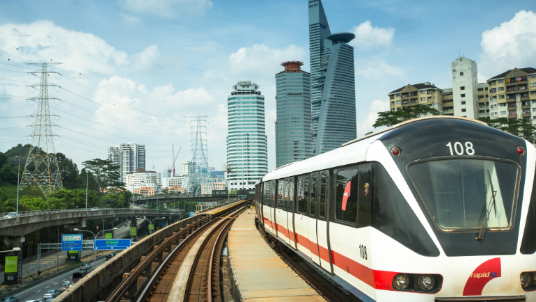 Here Are The Notable Properties Near The Ampang LRT Line!