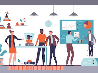 2030年、ビジネスパーソンに必要なのは「コミュニティ」。その活用法とは?