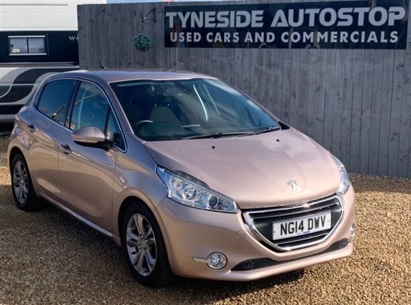 Buy Second Hand Peugeot 208 Cars In Ryton Desperate Seller