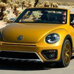 2017 Volkswagen Beetle Convertible Orange County Ca