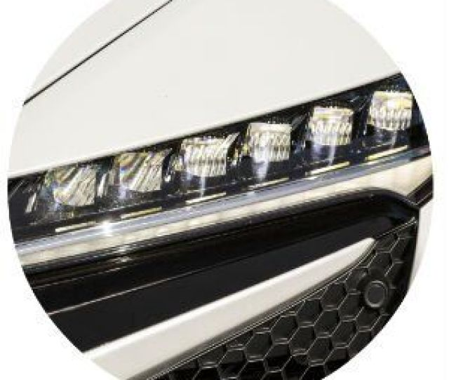 2017 Acura Nsx Headlight Design
