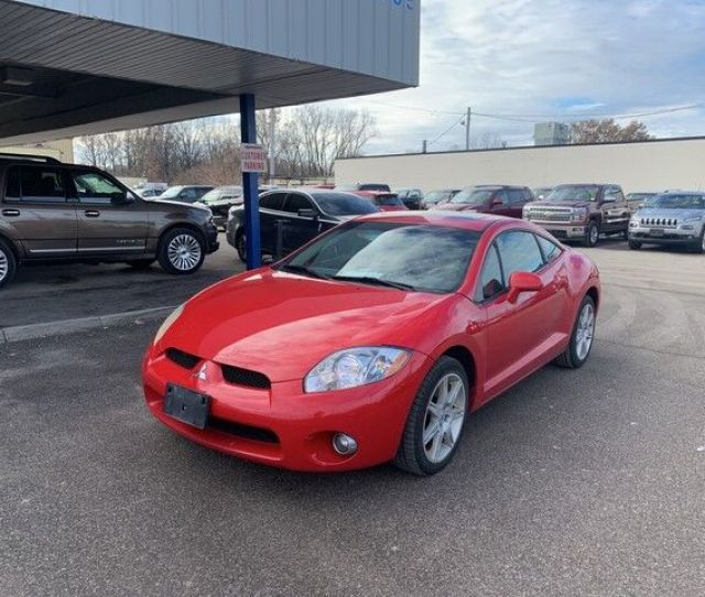 2006 Mitsubishi Eclipse Gt Cleveland Oh