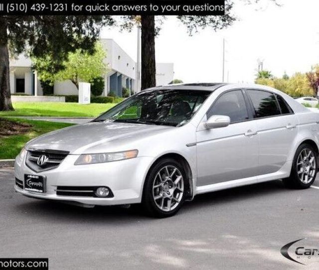 2007 Acura Tl Type S Rare Must See No Accidents Guaranteed Clean Title Fremont Ca 23711150
