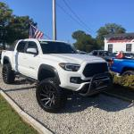 2017 Toyota Tacoma Trd Off Road Double Cab 4x4 Warranty Lifted Sunroof Bluetooth Nav Roll Bar 1 Owner Norfolk Va 38562131