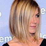 Carre Plongeant Reflets Blonds 50 Facons De Porter Le Carre Plongeant Elle