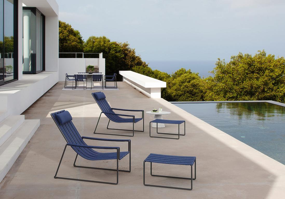 20 Chaises Longues Et Transats Pour Un Exterieur Relax Elle Decoration