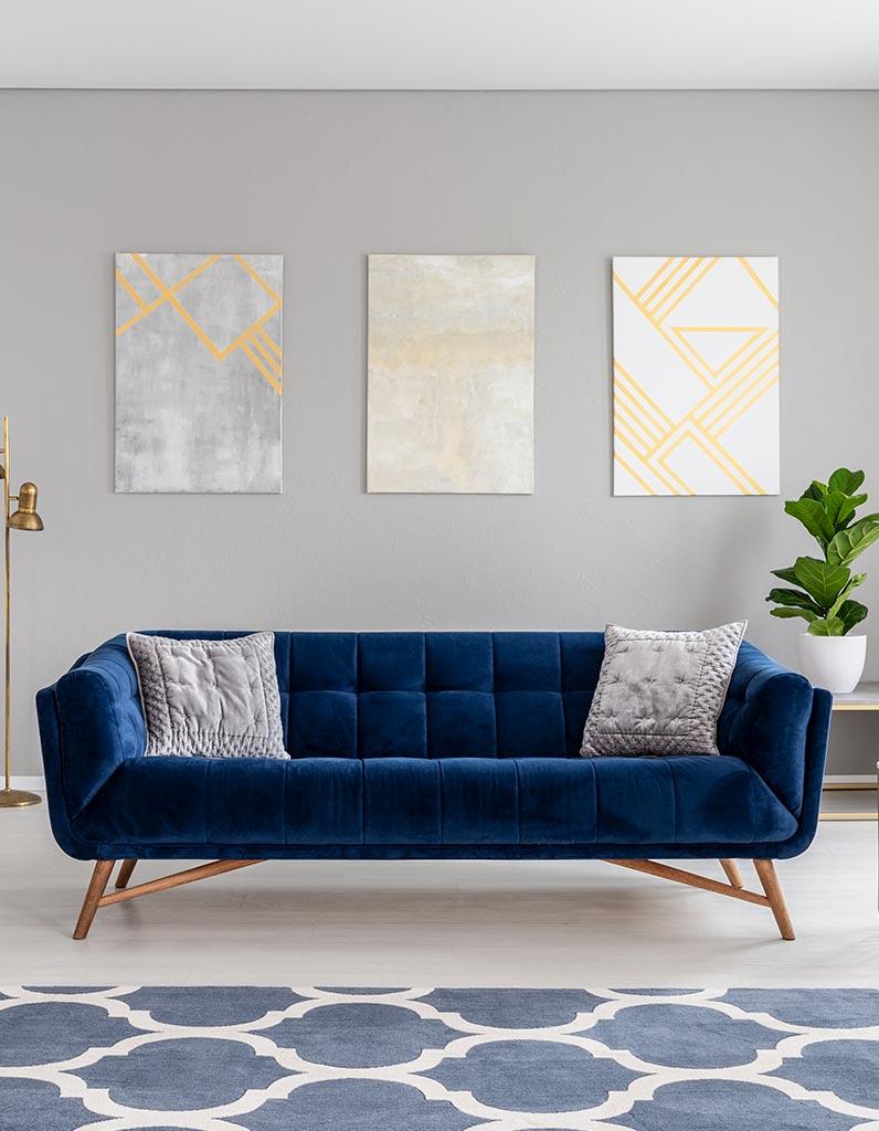 peinture murale les tendances 2019