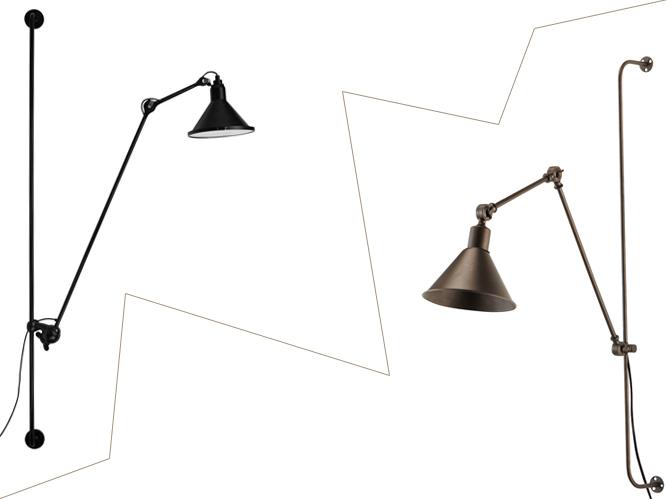 Applique Noire Industrielle 1 Objet 2 Budgets Pour La Lampe Gras Elle Decoration