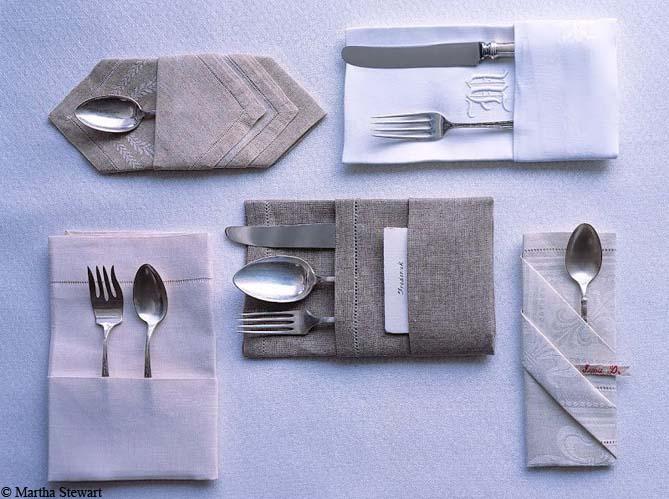 9 Pliages De Serviettes Faciles Elle Decoration