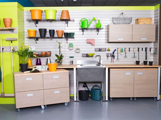 nos idees de rangements pour le garage