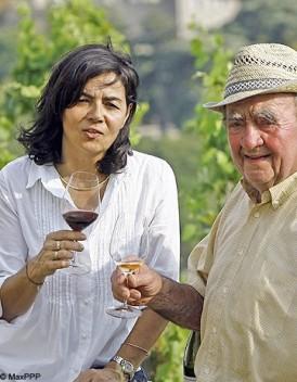 Une femme elue meilleur vigneron de France