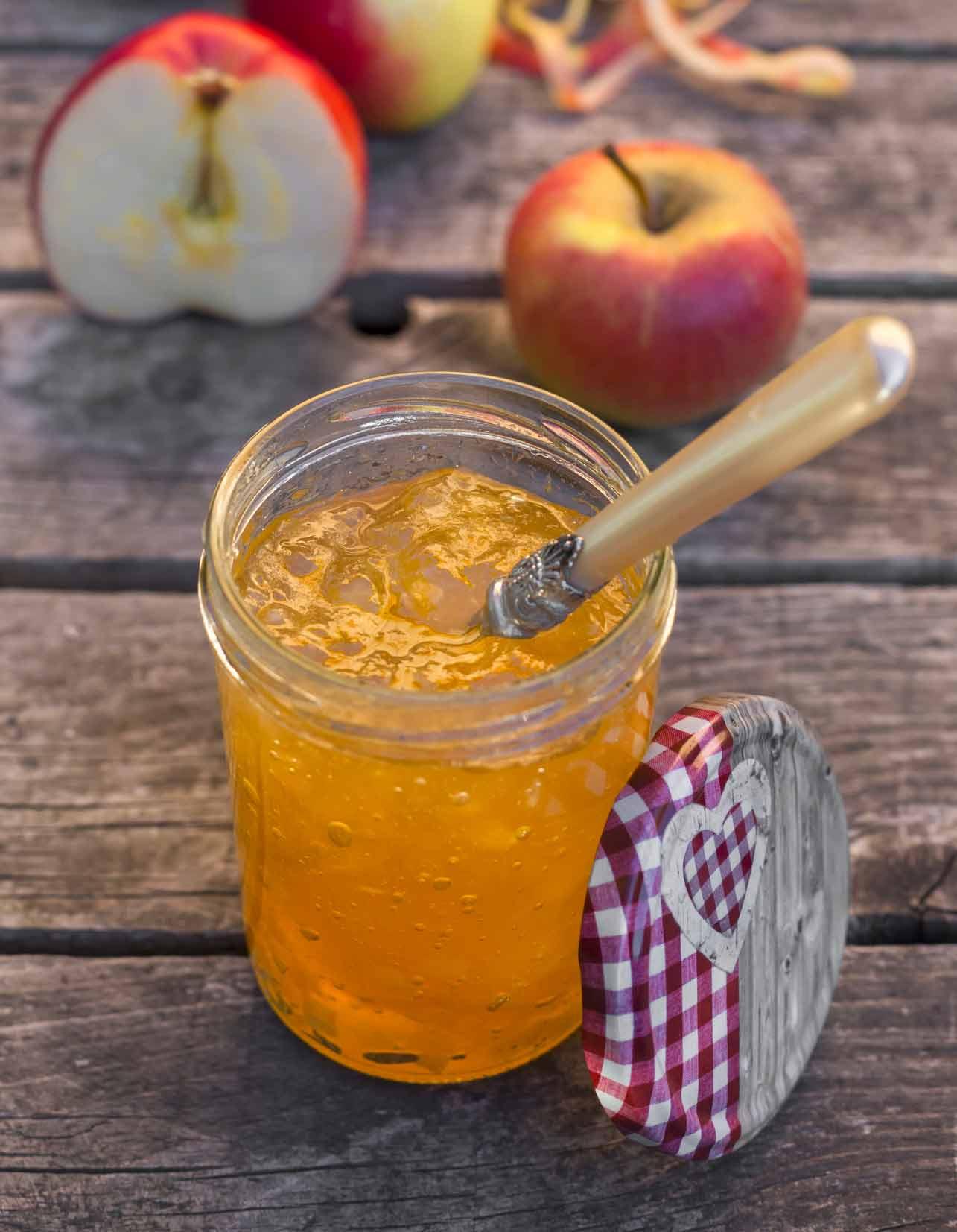 confiture de pommes thermomix pour 4 personnes recettes elle a table
