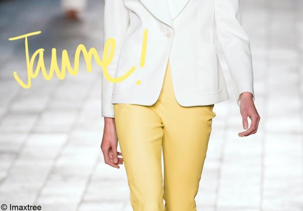 jaune Paul Smith S14 028