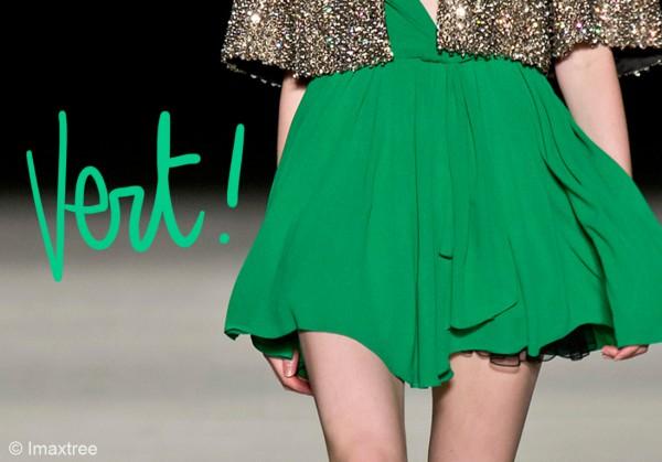 vert Saint Laurent S14 076