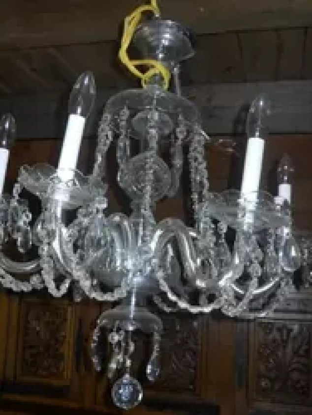 Does Anyone Know How To Clean A Crystal Chandelier Cleaning Tips