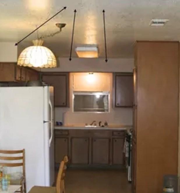 Kitchen Remodel Ventura: Fur Down Ceiling Definition