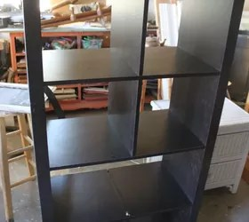 Turn Old Bookshelf Into Rolling Kitchen Island Hometalk