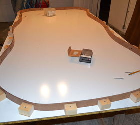 concrete patio table hometalk