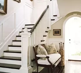 Changing Carpeted Stairs To Wooden Stairs Hometalk | Changing Carpeted Stairs To Hardwood