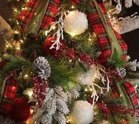 How To Decorate A Cabin In The Woods Christmas Tree Hometalk