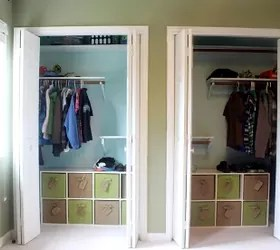 Organizing Kids Clothes In Closet